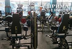 Уборка спортзалов и фитнес-клубов
