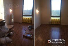 Уборка квартиры после ремонта, Прима service