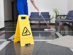 Ежедневная уборка бизнес-центров, Прима Service