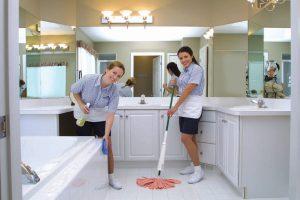 генеральная уборка в ванной комнате, Прима Service