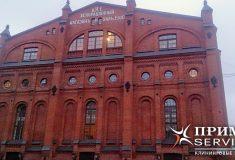 Концертный зал Мариинского театра, клининг