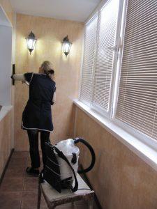 Уборка балкона, Прима Service