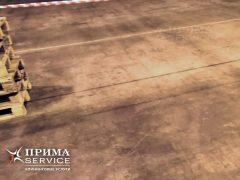 Очистить пол на складе, Прима Service