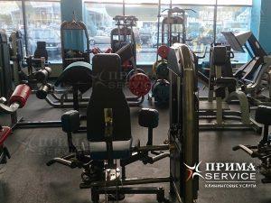 Уборка ежедневная спортивный зал, Прима Service